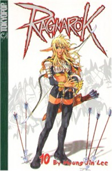Ragnarok Graphic Novel Vol. 10