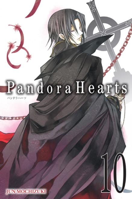 Pandora Hearts Graphic Novel 10