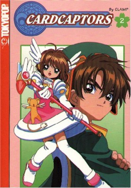 CardCaptor Sakura Movie Graphic Novel Vol. 02