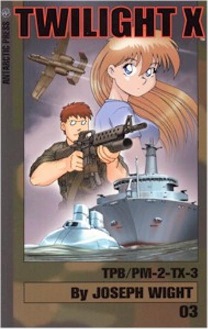 Twilight X Graphic Novel Vol. 03