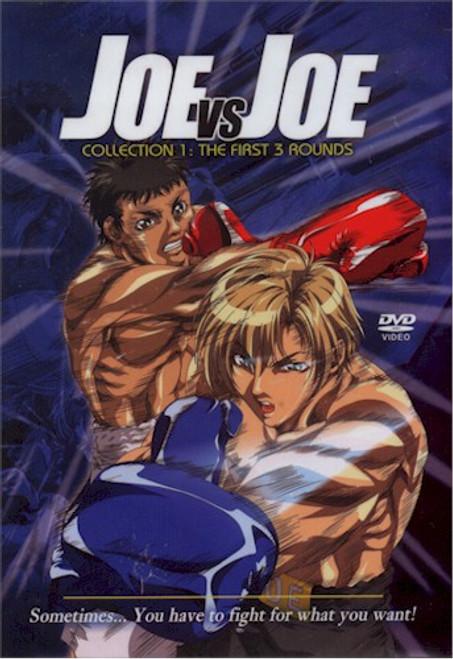 Joe vs. Joe DVD 01