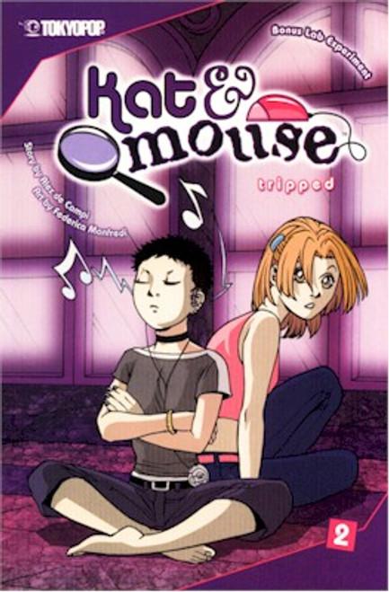 Kat & Mouse Graphic Novel 02