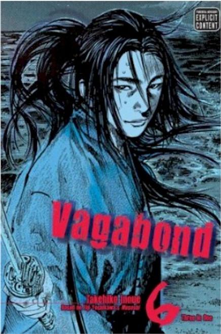 Vagabond Graphic Novel (VIZBIG Edition) 06