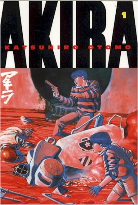 Akira Graphic Novel Vol. 01 (Del Rey)