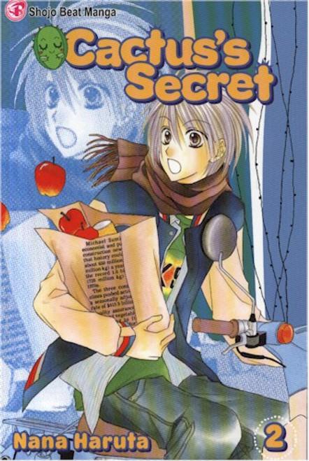 Cactus's Secret Graphic Novel 02