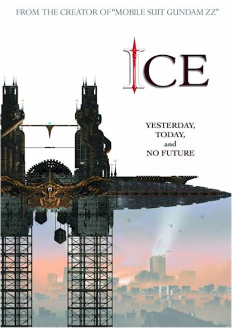 Ice DVD