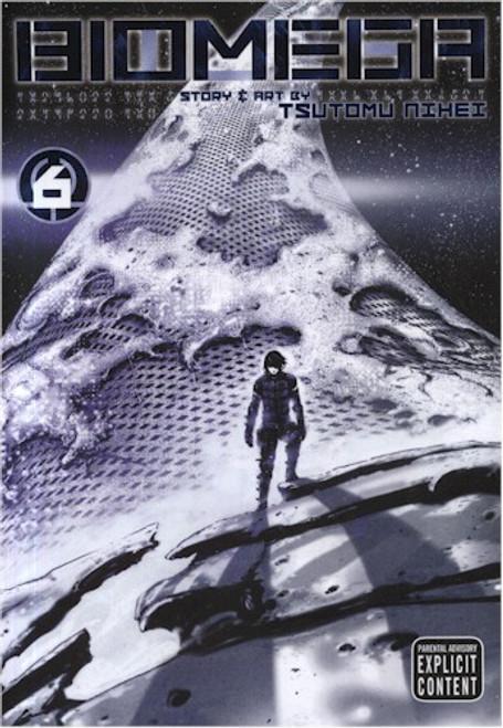 Biomega Graphic Novel Vol. 06