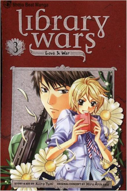 Library Wars: Love & War Graphic Novel 03