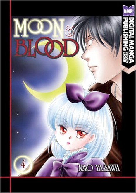 Moon and Blood Graphic Novel Vol. 04