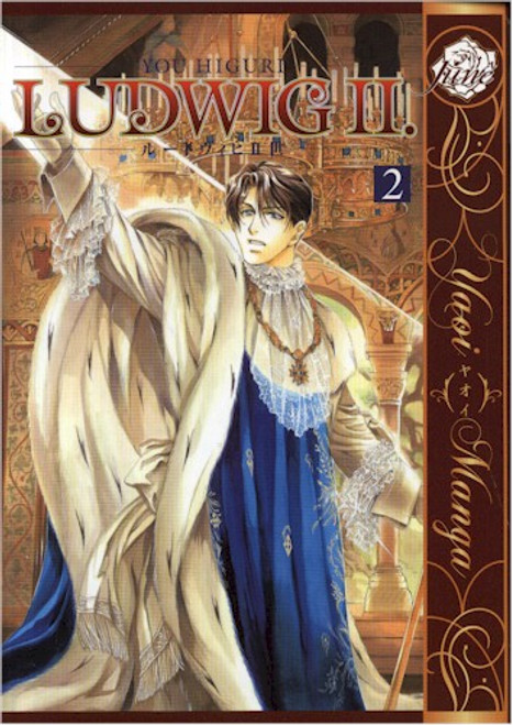 Ludwig II Graphic Novel Vol. 02