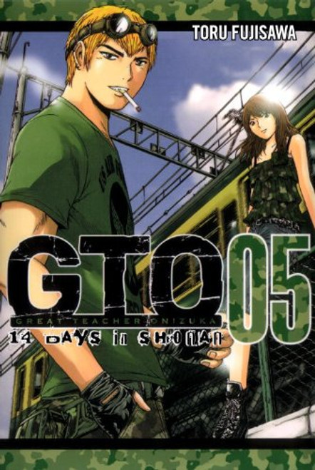 GTO: 14 Days in Shonan GN Vol. 05