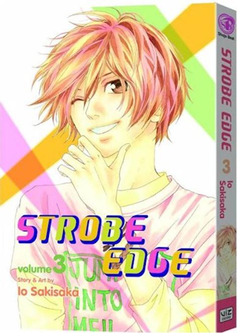 Strobe Edge Graphic Novel Vol. 03