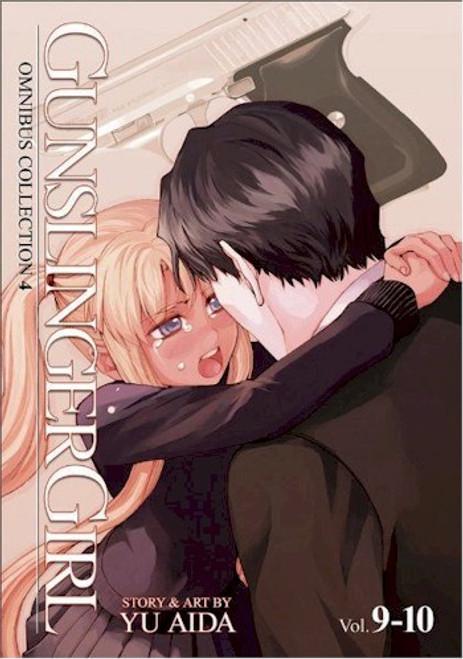 Gunslinger Girl Graphic Novel Omnibus Edition 04