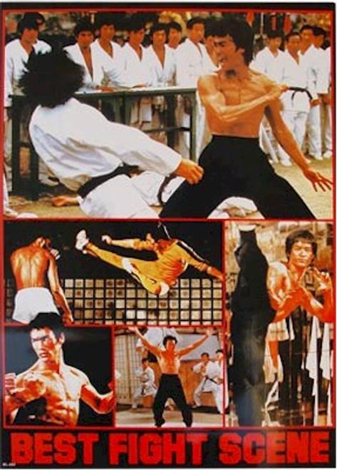 Bruce Lee Poster #BL-004