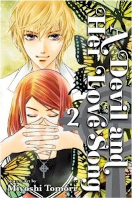 A Devil and Her Love Song Graphic Novel 02