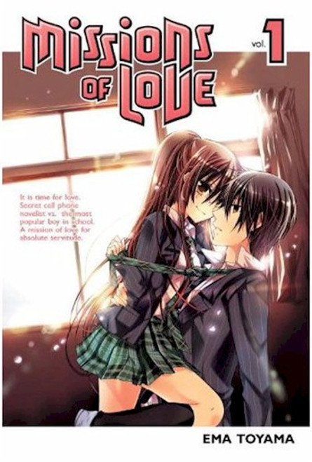 Missions of Love Graphic Novel 01