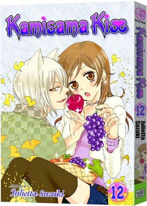 Kamisama Kiss Graphic Novel 12