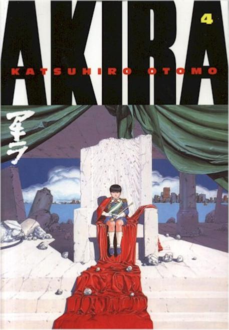 Akira Graphic Novel Vol. 04 (Del Rey)