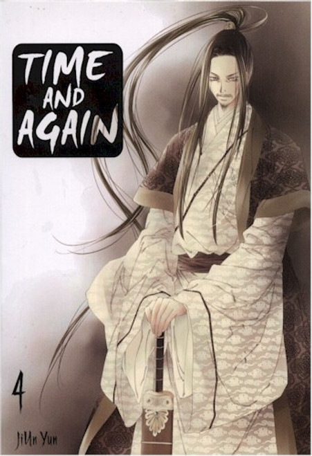 Time and Again Graphic Novel 04
