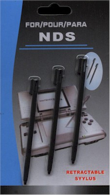 Nintendo DS Lite Stylus 3 Pack (DS)