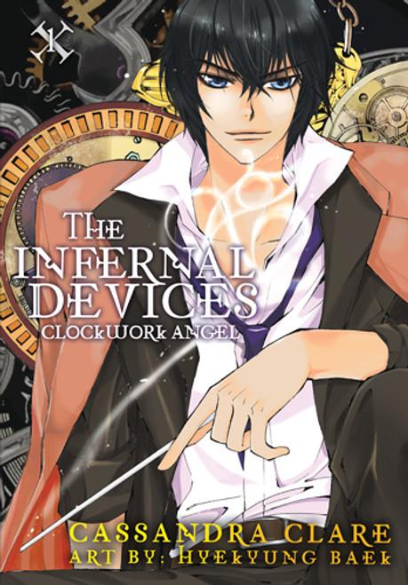 Infernal Devices: Clockwork Angel Graphic Novel Vol. 01