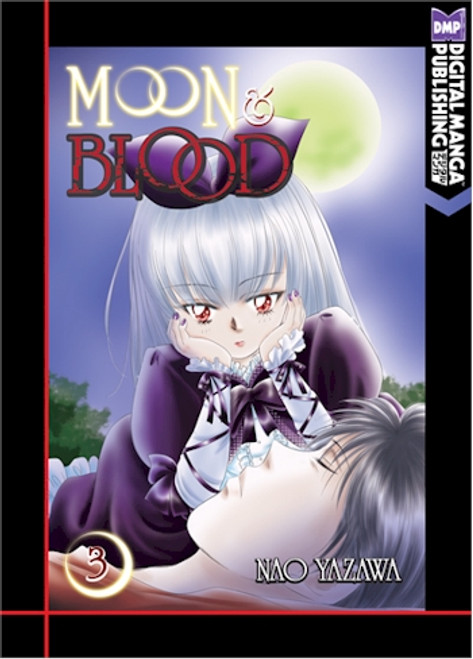 Moon and Blood Graphic Novel Vol. 03