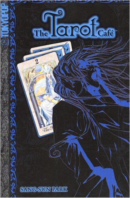 Tarot Cafe Graphic Novel 02