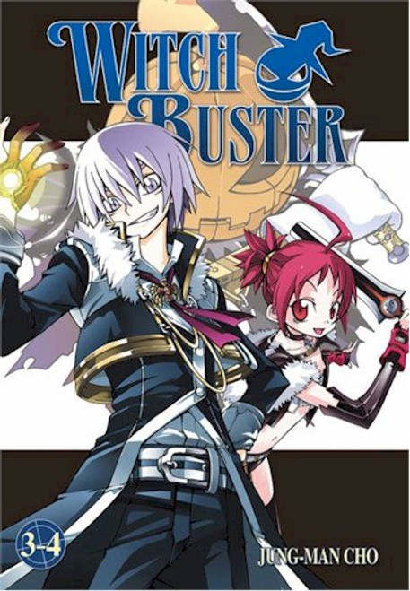 Witch Buster Vol. 03-04 Collection