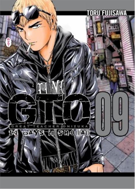 GTO: 14 Days in Shonan GN Vol. 09