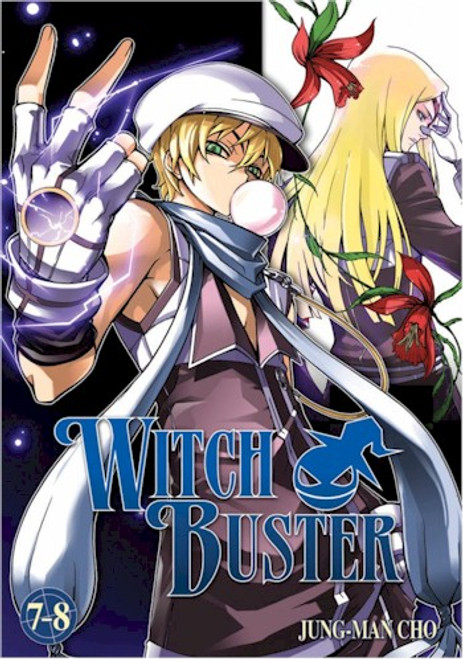 Witch Buster Vol. 07-08 Collection