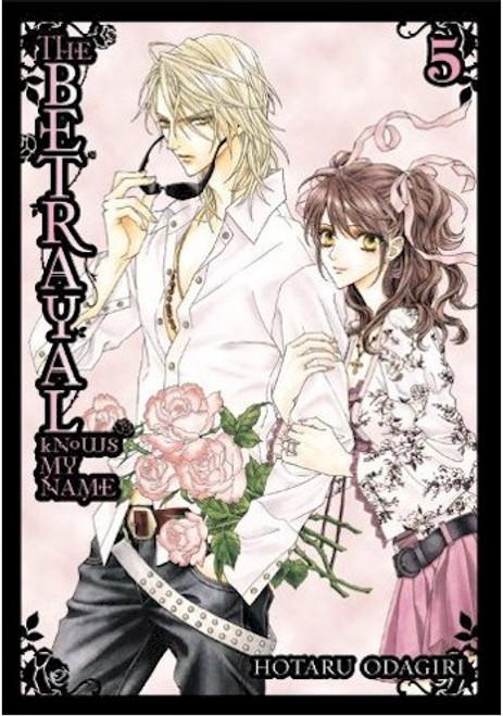 Betrayal Knows My Name Graphic Novel 05