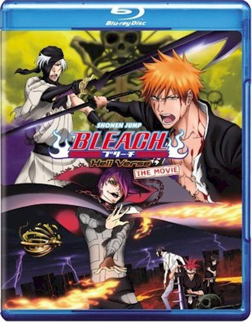 Bleach Movie 4: Hell Verse Blu-ray