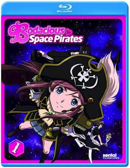 Bodacious Space Pirates Blu-ray Collection 1