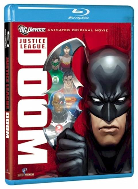 Justice League: Doom Blu-Ray