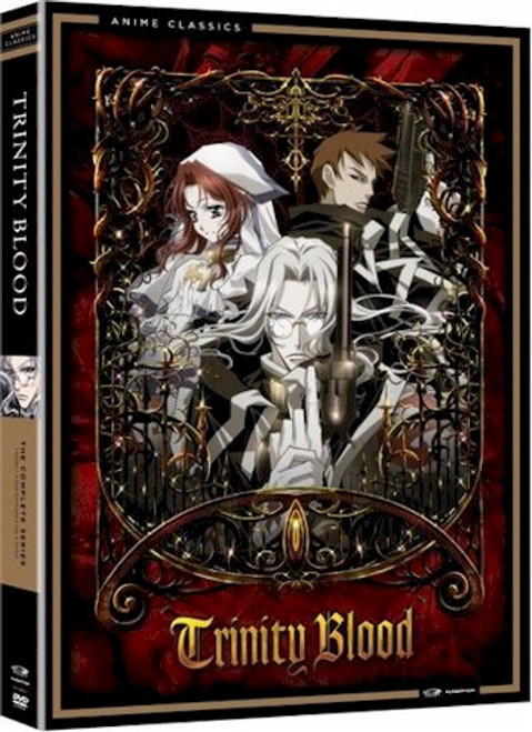 Trinity Blood DVD Complete Series - Classic