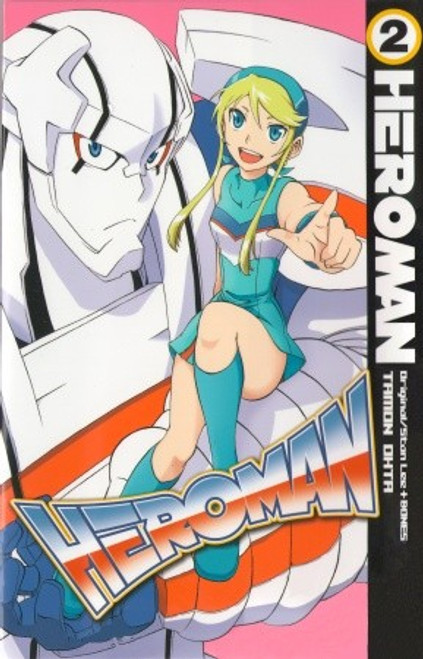 Heroman Graphic Novel Vol. 02