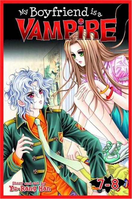 My Boyfriend is a Vampire Graphic Novel 07-08