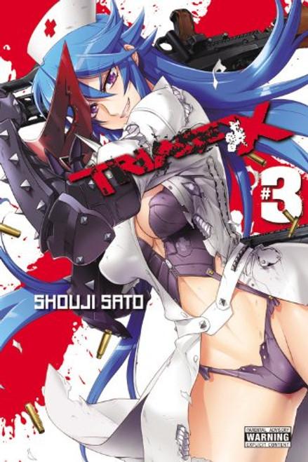Triage X Graphic Novel 03