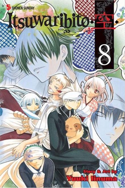Itsuwaribito Graphic Novel Vol. 08