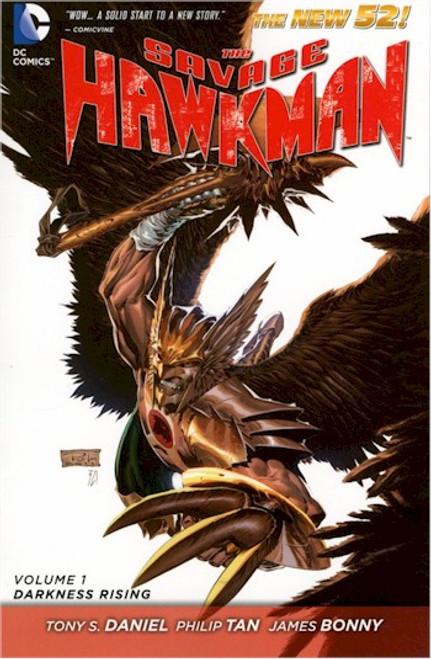 The Savage Hawkman Vol. 1: Darkness Rising (TPB)(The New 52)