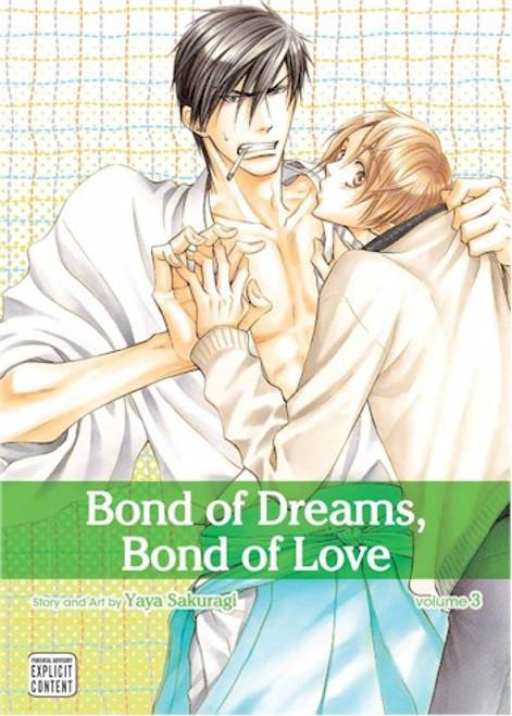 Bond of Dreams, Bond of Love Graphic Novel 03