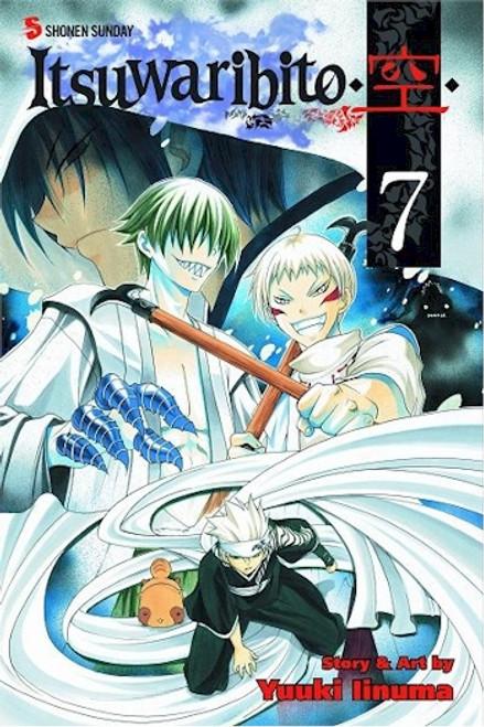 Itsuwaribito Graphic Novel Vol. 07