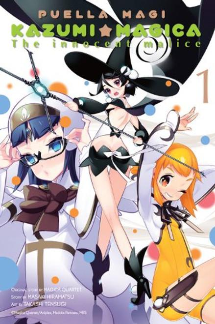 Puella Magi Kazumi Magica The Innocent Malice Vol. 1