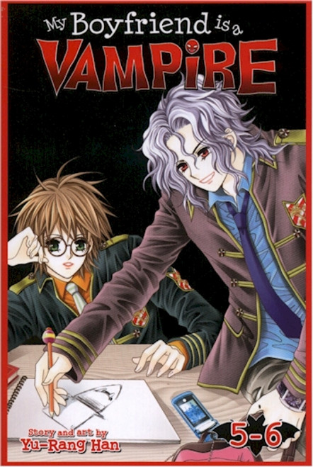 My Boyfriend is a Vampire Graphic Novel 05-06