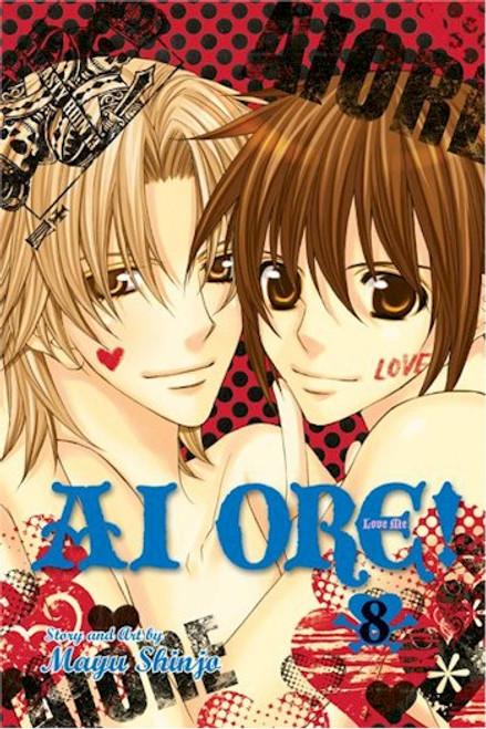 AI ORE! Graphic Novel Vol. 08