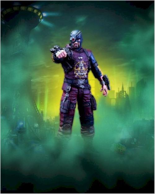 Batman Arkham City Series 4 - Deadshot Action Figure