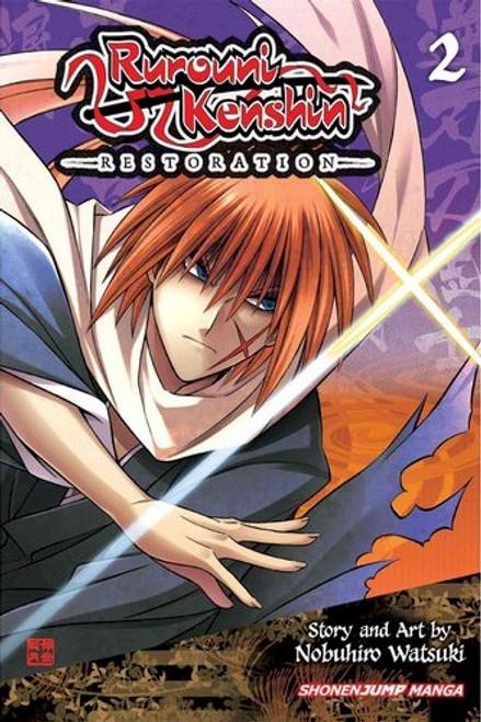 Rurouni Kenshin Restoration Graphic Novel Vol. 02