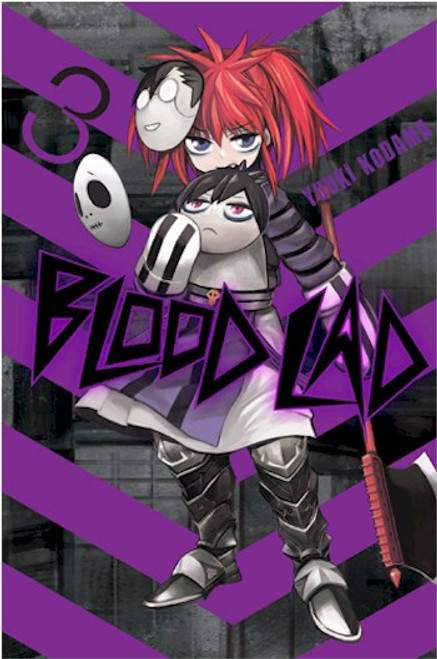 Blood Lad Graphic Novel 03