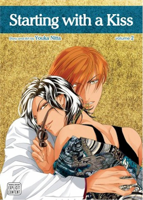 Starting With A Kiss Graphic Novel 02