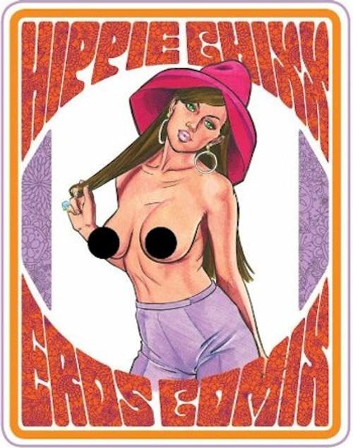 Hippie Chixx Graphic Novel